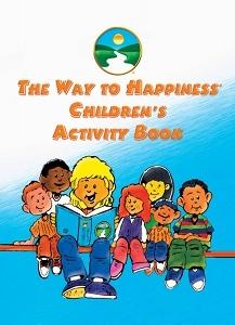 Vejen til lykke børne-aktivitetsbog