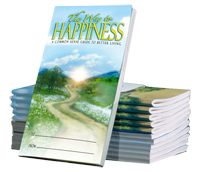 The Way to Happiness Booklets (bundle of 12)