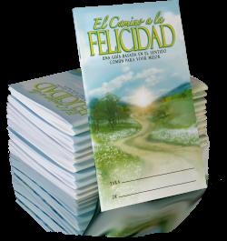 Los folletos de El Camino a la Felicidad (paquete de 12)