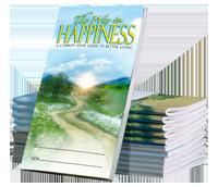 חוברות של ׳הדרך אל האושר׳ (חבילה של 12)