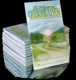 De Weg naar een Gelukkig Leven boekjes (bundelvan12)