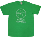 Camiseta de ElCamino a la Felicidad