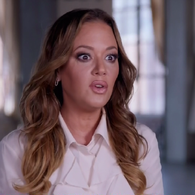 Get An Honest Day Job, Leah Remini