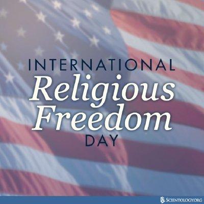 Celebrating International Religious FreedomDay