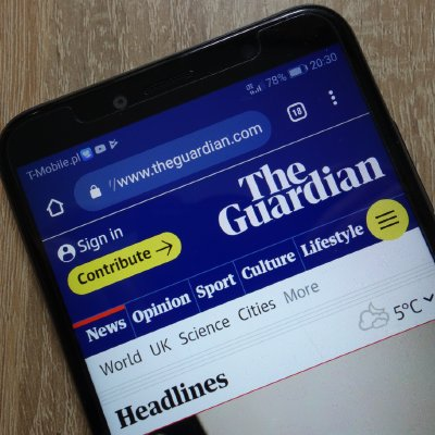 The Guardian's Marina Hyde Spews Baseless Offensive Content