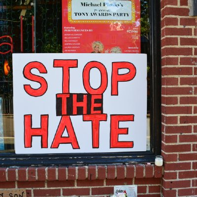 How to Triumph over Hate: Flourish and Prosper