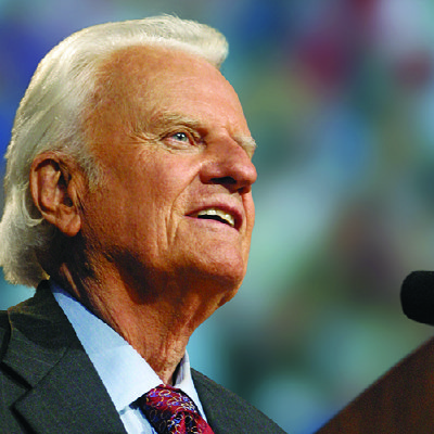 Billy Graham: A Leader Among Leaders
