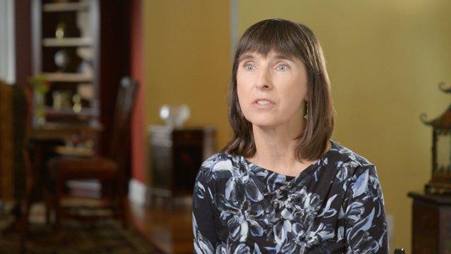 Geraldine Whitt: Mother of Claire Headley