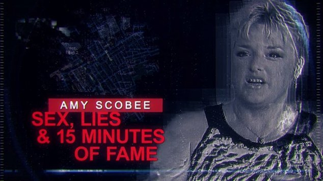 Amy Scobee: Sex, Lies & 15Minutes of Fame