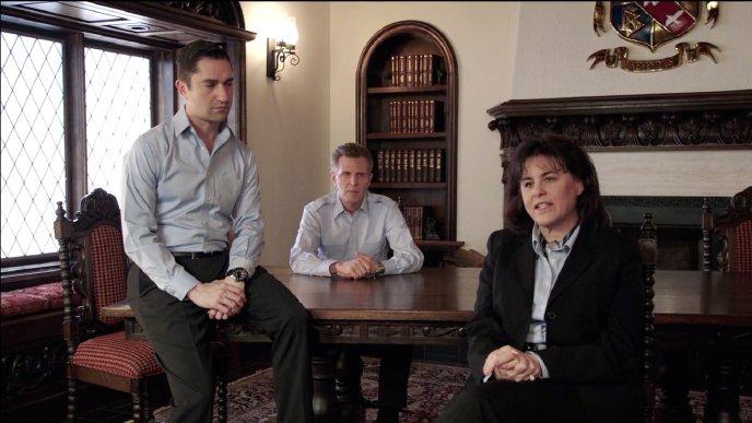 Denise Sommerville, Adam Reuveni, Rick Cruzen