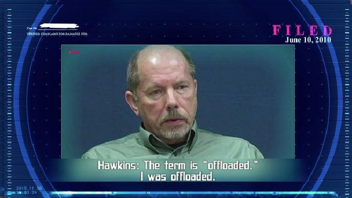 Jeff Hawkins Deposition: Offload