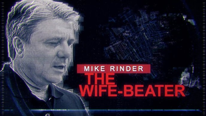 Mike Rinder: TheWife-Beater