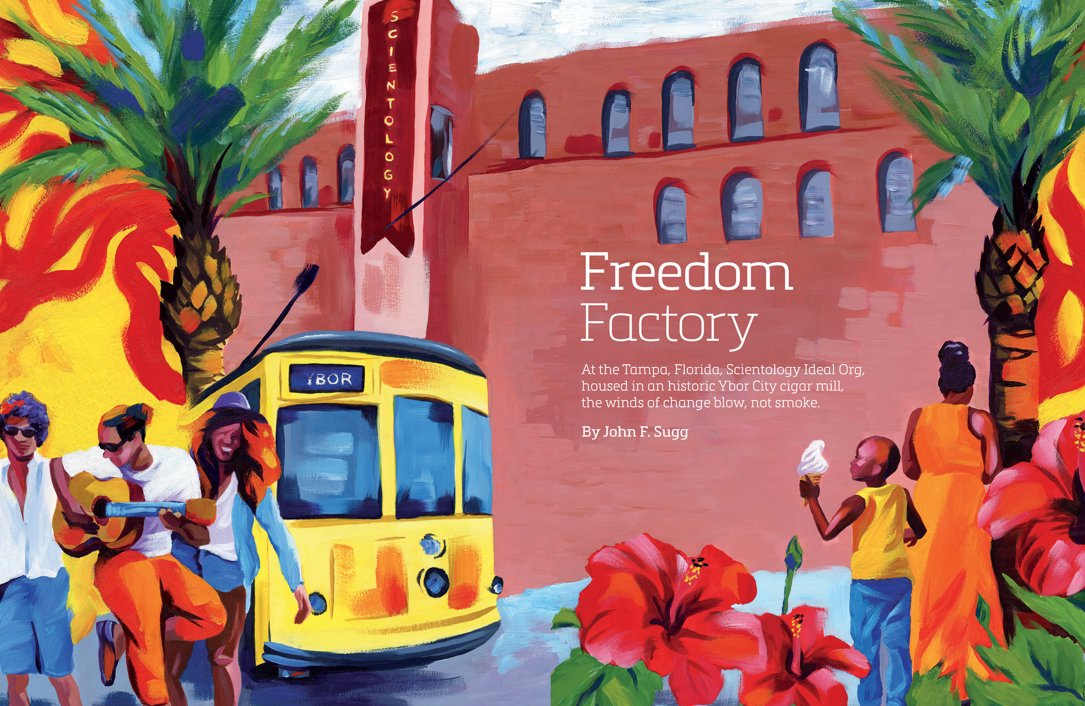 Freedom Factory