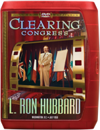 "Clearing Congress <span class=""smaller-title-segment""><br>(6 Filmed lectures on DVD, 3 lectures on CD)</span>"