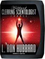 Scientologist Hubbard de Clearing