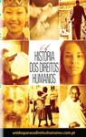 O folheto a História dos Direitos Humanos