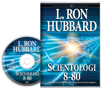 Scientology 8-80, Lydbogs-cd