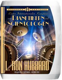 Erster Internationaler Kongress von Dianetikern und Scientologen, Compact Disc