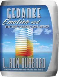 Gedanke, Emotion und Anstrengung, Compact Disc
