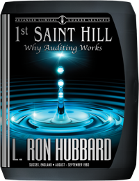 1st Saint Hill ACC, Compact Disc