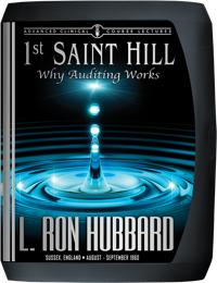 1e Saint Hill Theorie en Onderzoekscursus voor Gevorderden, Compact Disc