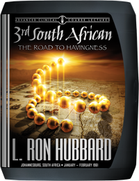 Tredje sydafrikanske ACC, CD
