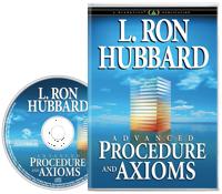 Avancerad procedur och axiom, Ljudboks-cd