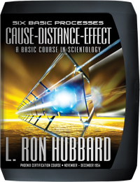 Cause-Distance-Effect, Compact Disc