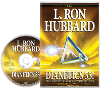Dianetics 55!, Audiobook CD