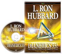Dianetics 55!, Audiobook CD