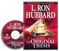 Dianetics: The Original Thesis, Audiobook CD