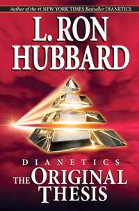 Dianetics: The Original Thesis, Paperback