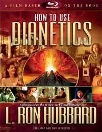 Hvordan man bruger Dianetics, Blu-ray og dvd