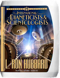 First International Congress of Dianeticists & Scientologists, Compact Disc