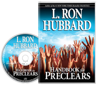 Handbook for Preclears, Audiobook CD