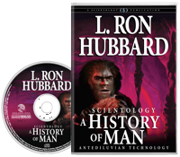 Scientology: A History of Man, Audiobook CD