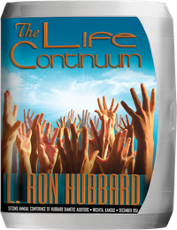 The Life Continuum, Compact Disc