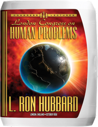 London Congress on Human Problems, Compact Disc