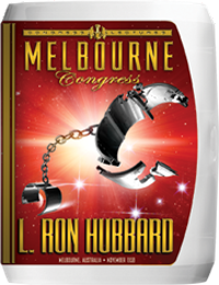 Melbourne-Kongress, Compact Disc