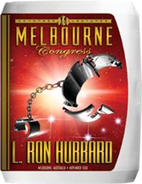 Melbourne Congres, Compact Disc