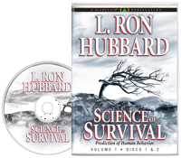 Science of Survival, Audiobook CD