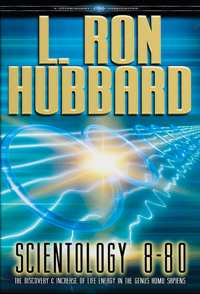 Scientology 8-80, Hardcover