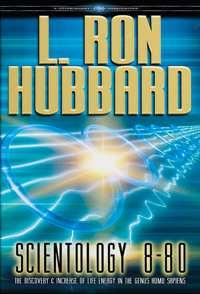 Scientology 8-80, Hardcover