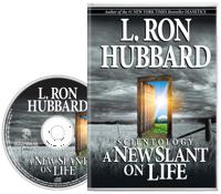 Scientology: ANew Slant on Life, Audiobook CD