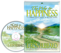 The Way To Happiness, Audiobook CD