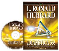 ¡Dianética 55!, Audiolibro CD