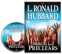 Manual para Preclears, Audiolibro CD