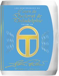 Cours de doctorat de Philadelphie, Disque Compact