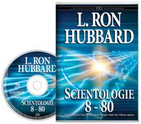 Scientologie 8-80, Livre audio sur CD