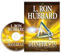 Dianetics 55!, Audiolibro CD